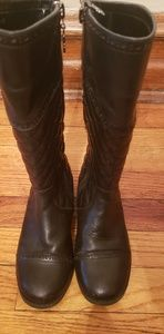 Girl's riding boots